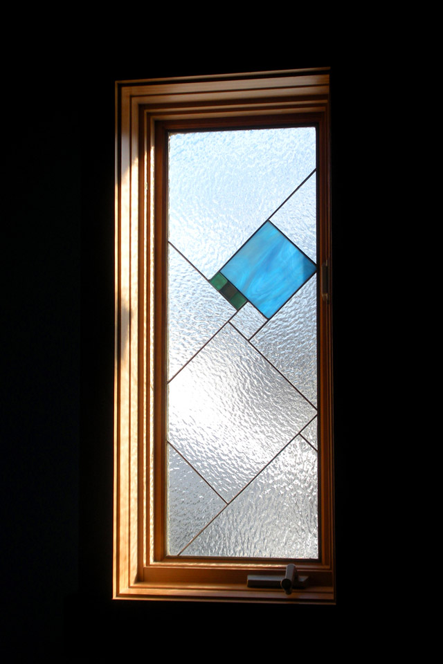 Stained Glass, Diamonds