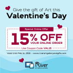 Facebook Graphic - Valentines Day Coupon